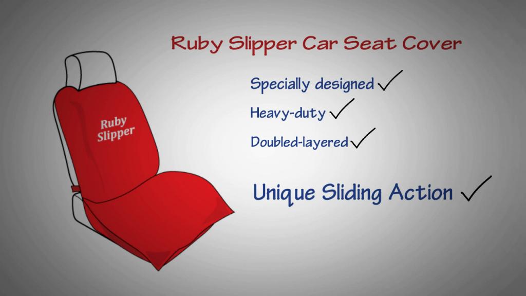 Ruby Slipper video 3
